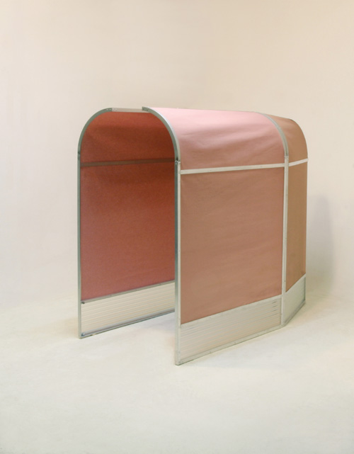 Untitled Pink Object 2 Tonio de Roover