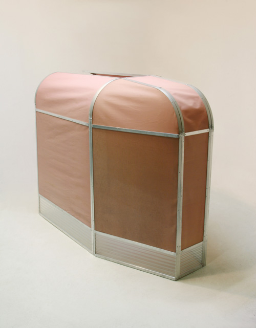 Untitled Pink Object 1 Tonio de Roover